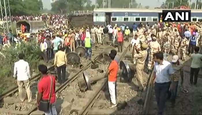 न्यू फरक्का ट्रेन हादसा : PM मोदी ने कहा- रायबरेली में ट्रेन दुर्घटना में लोगों की मौत से बहुत दुखी हूं