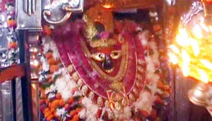 नवरात्र 2018: विन्ध्याचल पर्वत पर विराजमान हैं आदिशक्ति मां दुर्गा, पूरी होती है हर मुराद