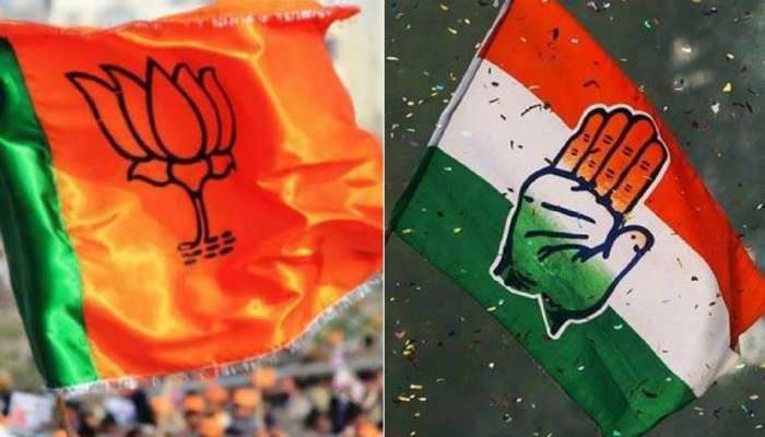 MP: धुर विरोधी BJP और कांग्रेस चुनावी तल्खी भूल इस कारण मिला रहे सुर से सुर...