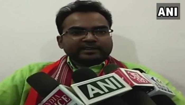 BJP विधायक बृजेश प्रजापति ने खनिज अधिकारी से की मारपीट, मामला दर्ज