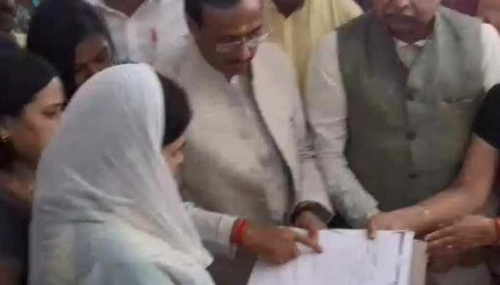 विवेक तिवारी की पत्नी बनीं लखनऊ नगर निगम में OSD, डिप्टी CM ने सौंपा नियुक्ति पत्र