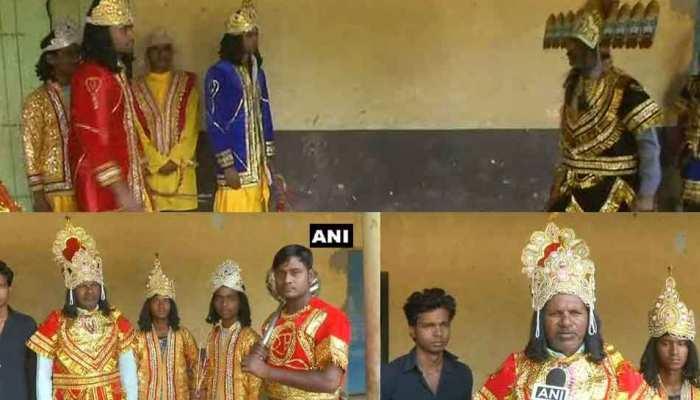 Lucknow: Muslim family organizing Ramleela since last 3 generations