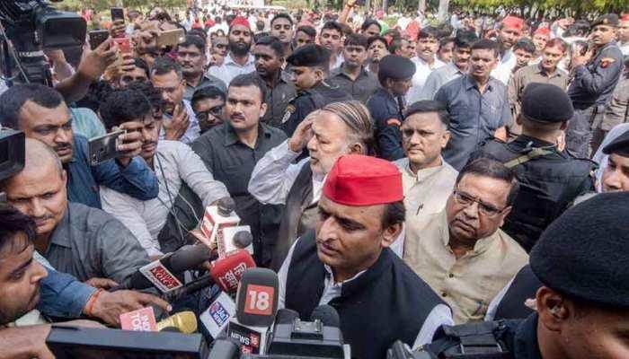 अखिलेश ने कहा- BJP के कुछ सांसद और विधायक मेरे संपर्क में, नाम बताने पर कही ये बात