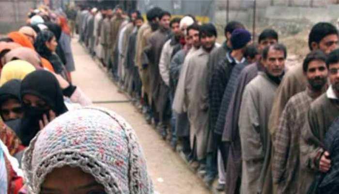 जम्मू कश्मीर निकाय चुनावः आखिरी चरण में कुल 133 वार्ड में से 37 पर होगा मतदान