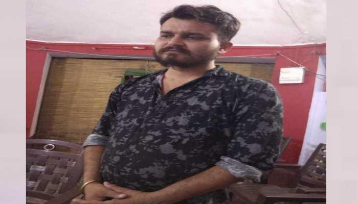 यूपी: युवक को फर्जी विधायक लिखना पड़ा महंगा, पुलिस ने किया गिरफ्तार