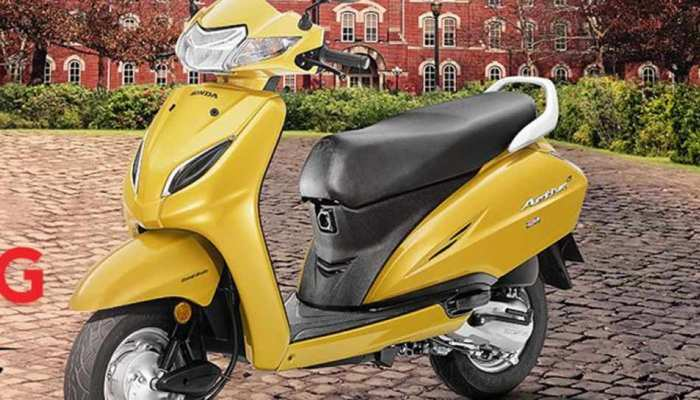 honda activa becomes india's first scooter to cross 20 million mark