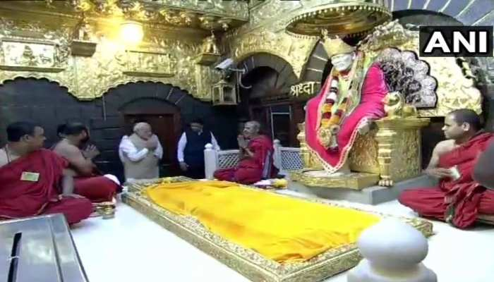 sai baba samadhi is completed 100 years temple donations every day