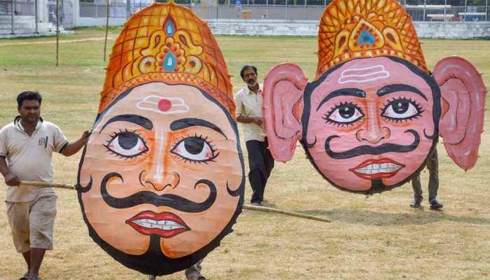 राजस्थान विधानसभा चुनाव : रावण के साथ-साथ मंदोदरी, विभीषण और कुंभकरण भी शामिल हैं वोट डालने वालों में
