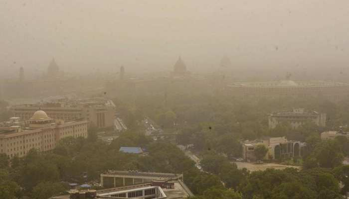 Delhi-NCR is among the top 10 polluted areas