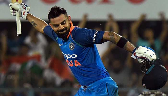 INDvsWI: Know special attractions of 36th ODI century innings of Virat kohli