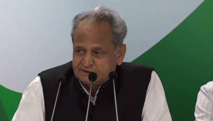 राजस्थान: कांग्रेस में फिर दिखी मुख्यमंत्री पद को लेकर खींचतान, अशोक गहलोत ने दिया बड़ा बयान