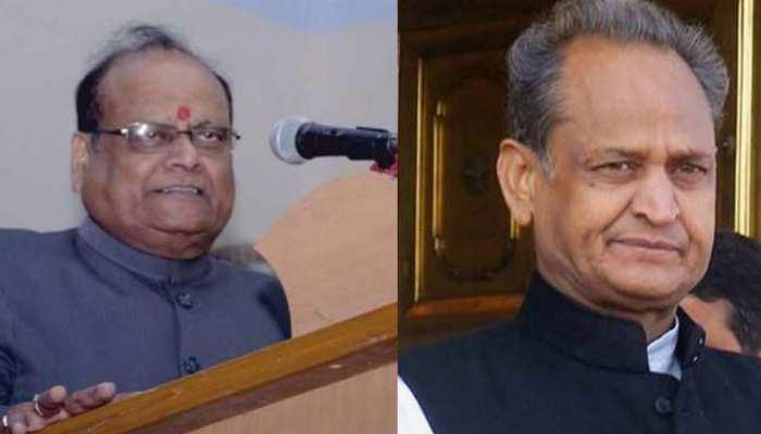 राजस्थान: अशोक गहलोत के बयान पर BJP ने ली चुटकी, कहा-'गहलोत नहीं बन पा रहे हैं सीएम पद के दावेदार'