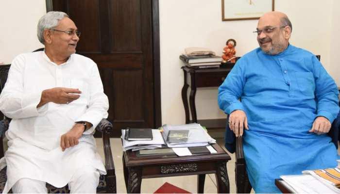 बिहार: BJP-JDU के बीच सुलझा सीट शेयरिंग का मुद्दा, कुशवाहा के खाते में सिर्फ 2 सीट!