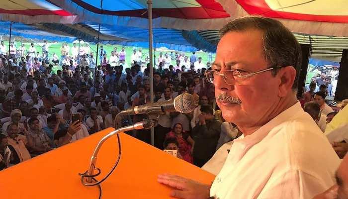 अजय सिंह ने CM शिवराज पर लगाया धोखाधड़ी का आरोप, 'समृद्ध मध्यप्रदेश अभियान' को बताया अपना