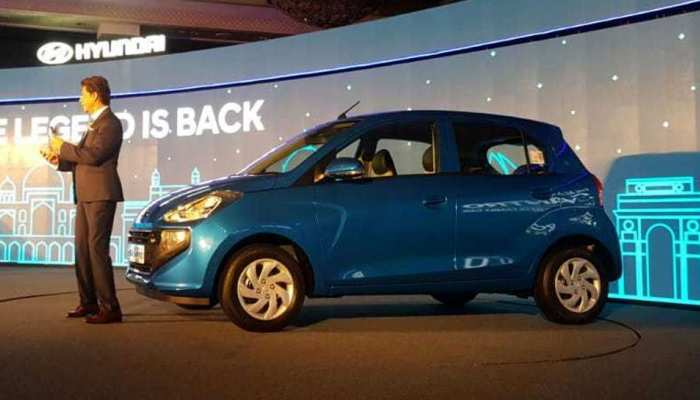 auto news hyundai santro 2018 new santro launch here are the price features and specification