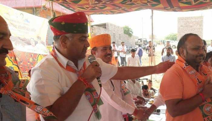 BJP विधायक ने कांग्रेस में शामिल जाटों को बताया पाकिस्तानी, सोशल मीडिया पर शुरू हुआ विरोध!