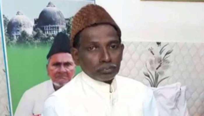 बाबरी मस्जिद के पक्षकार को धमकी भरा पत्र, 'दावा छोड़ो वरना सीमा पार भेज देंगे'