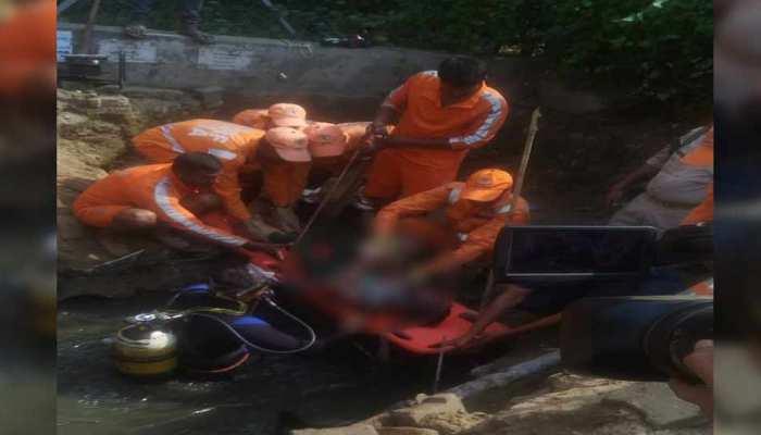 नाले में गिरकर हुई बच्ची की मौत, परिजनों ने GDA के खिलाफ दर्ज कराई शिकायत