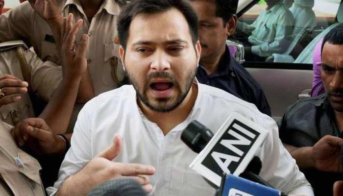 देश में अघोषित इमरजेंसी, CBI पर सरकार दबाव डाल रही है : तेजस्वी यादव