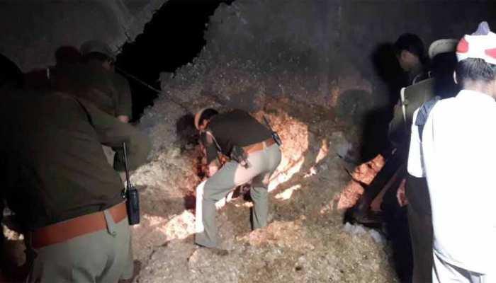 यूपी के बदायूं में पटाखा गोदाम में भीषण विस्फोट, 8 की मौत, कई घायल