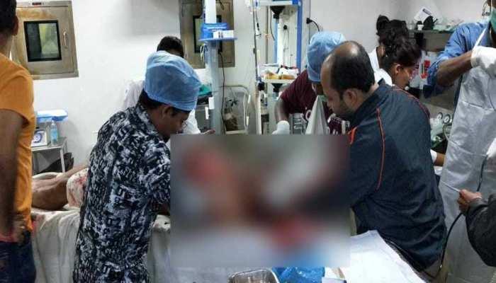 दंतेवाड़ा में नक्सलियों ने किया बीजेपी नेता पर चाकुओं से हमला, हालत गंभीर