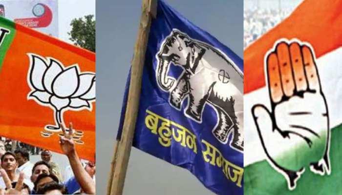 छत्तीसगढ़ चुनाव 2018: पामगढ़ के त्रिकोणीय मुकाबले में कौन मारेगा बाजी ?