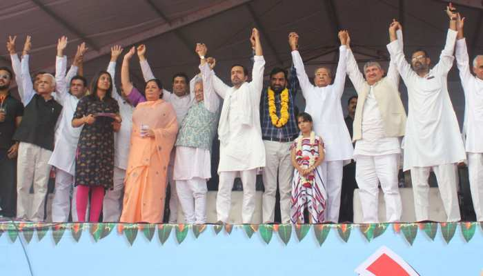 राजस्थान चुनाव: अपने बिगाड़ेंगे BJP का खेल, इन दो बागियों ने मिलाया हाथ