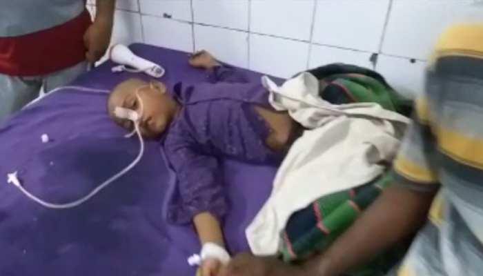 बिहार : खेल-खेल में बच्चों ने पिया जहरीला पदार्थ, 1 बच्ची की मौत