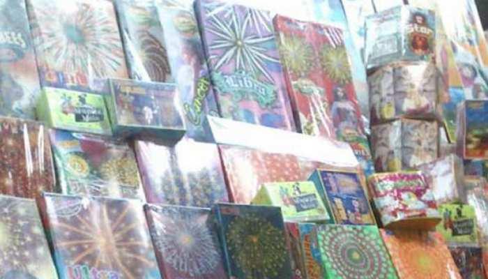 राजस्थान: SC के आदेश के बाद भी बाजार में धड़ल्ले से हो रही है पटाखों की ब्रिकी