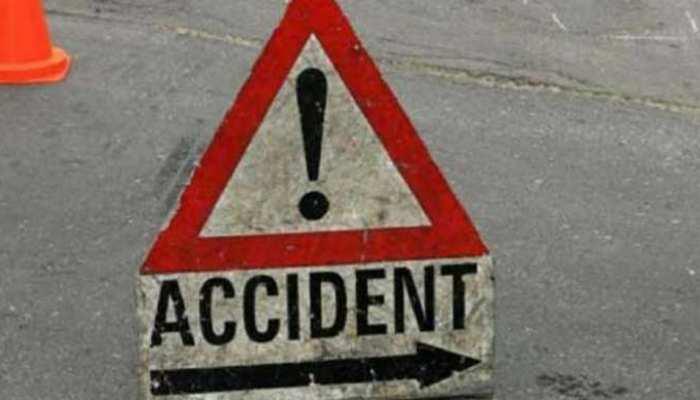 MP: नशे में धुत डिप्टी जेलर ने खड़ी कार को मारी टक्कर, तीन को कुचला