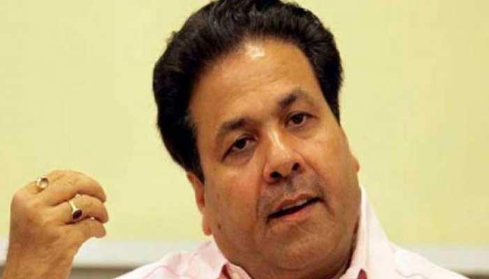 कांग्रेस 160 सीटों के साथ राजस्थान में सरकार बनाने जा रही है: राजीव शुक्ला