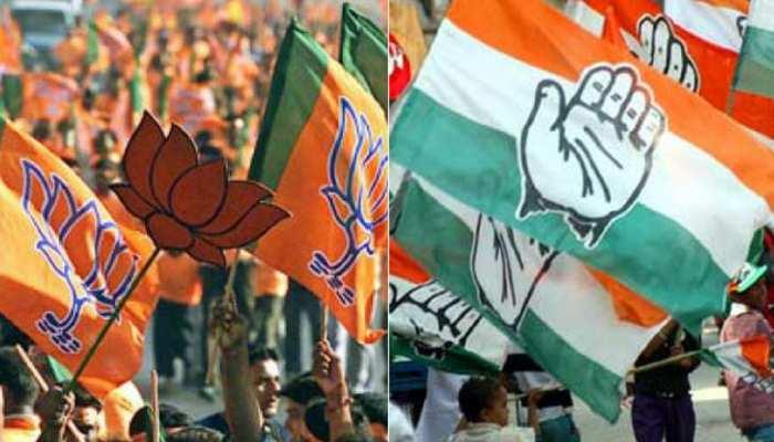 राजस्थान: चित्तौड़गढ़ के चुनावी रण में कांग्रेस-बीजेपी के बीच कड़ी टक्कर