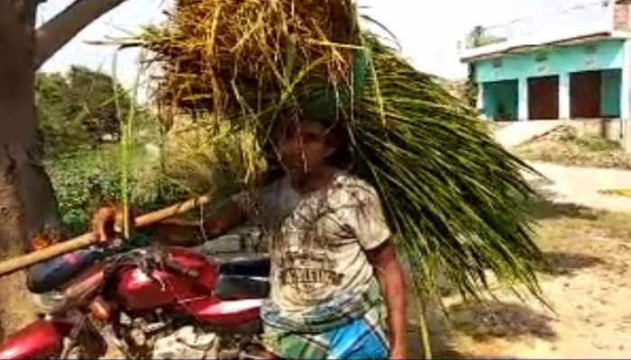 बक्सरः खरीब फसल बर्बाद होने के बाद किसानों को मिलेगा रवि फसल के लिए सहायता