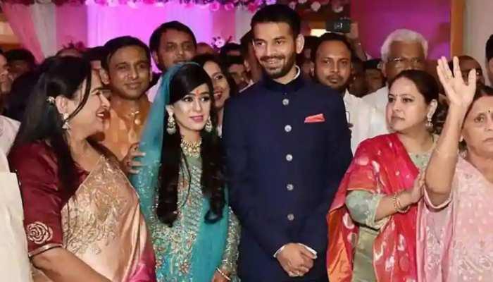 तेज प्रताप-ऐश्वर्या की शादी के बाद से ही लालू परिवार में शुरू हो गई थी कलह!