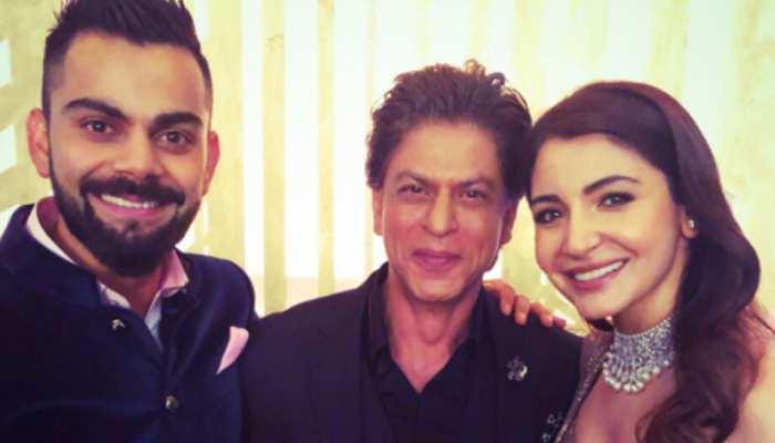 VIDEO: शाहरुख खान ने अनुष्का के सामने कहा- विराट कोहली से मेरी शादी होनी चाहिए थी