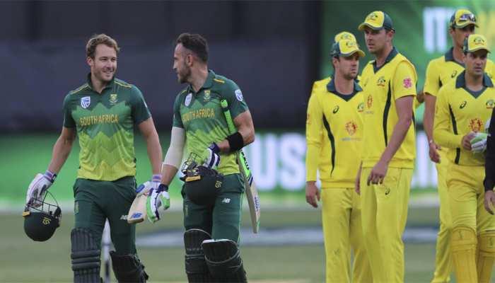 पर्थ वनडे : दक्षिण अफ्रीका ने ऑस्ट्रेलिया को 6 विकेट से हराया