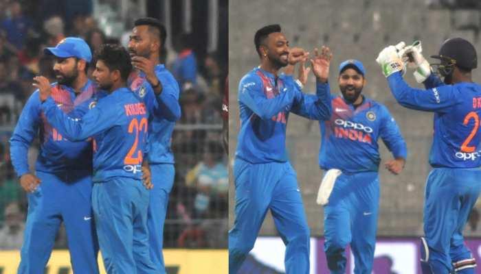 INDvsWI: कोलकाता टी20 में टीम इंडिया की जीत के 5 कारण