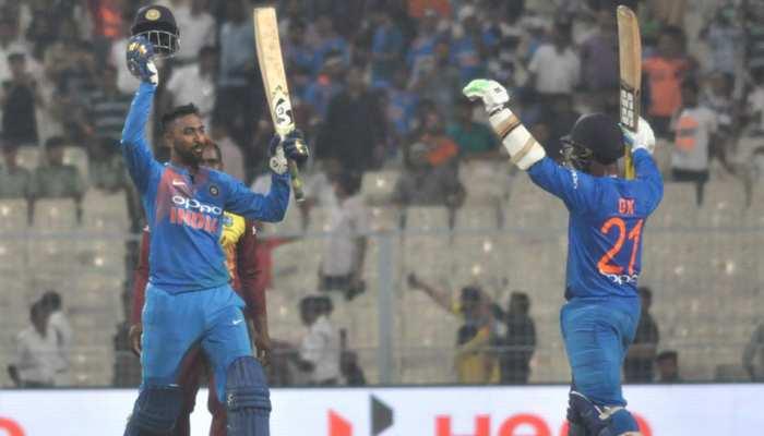 INDvsWI Analysis: पहले टी20 में लो स्कोर के बाद भी टीम इंडिया को जीतने में आया पसीना