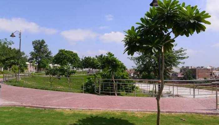 जयपुर: द्रव्यवती रिवर फ्रंट पर जनता के लिए खोला गया बर्ड पार्क
