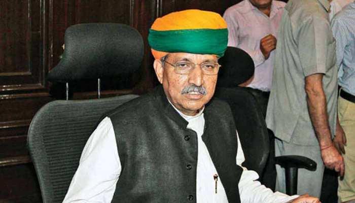 राफेल सौदे से बिचौलिए को भगाया इसलिए दुखी है कांग्रेस : अर्जुन राम मेघवाल