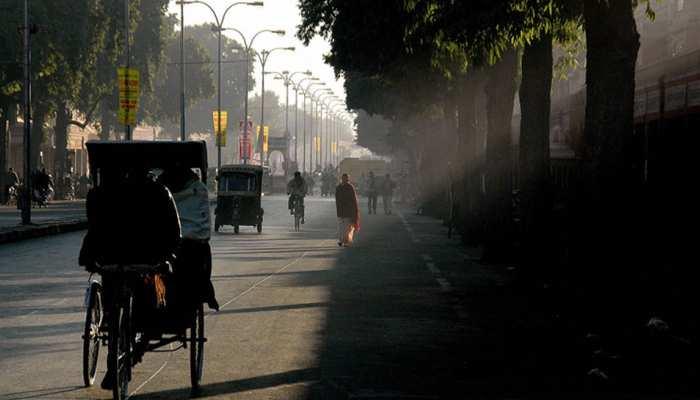 राजस्थान: चुनावी गर्मी में मौसम का बदला मिजाज, 7 डिग्री तक गिरा पारा