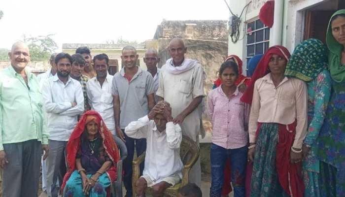 जयपुर: मौत के 4 घंटे बाद जिंदा हुआ 95 वर्षीय बुजुर्ग, रिश्तेदारों ने मनाया जश्न