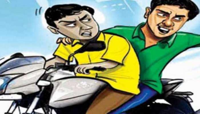 बिहार: जमुई में बदमाशों ने बैंक से लूटे 9 लाख रूपए, कैश काउंटर से पैसे लेकर हुए फरार