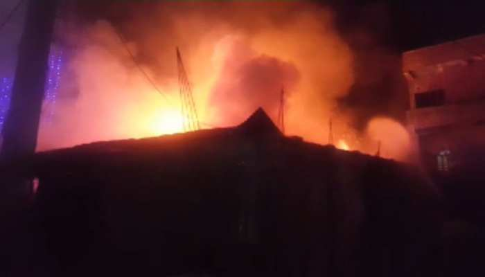 दीपावली : पटाखों की चिंगारी ने बिहार में जमकर कहर बरपाया, लाखों का नुकसान
