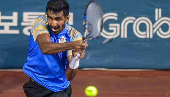 टेनिस : प्रज्नेश को बेंगलुरू ओपन में चौथी वरीयता, अब नेडेल्को से होगा मुकाबला
