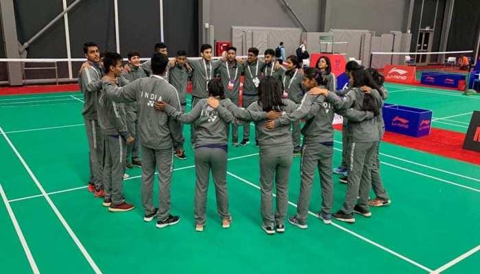 बैडमिंटन: भारत जूनियर विश्व चैंपियनशिप में मलेशिया से हारकर छठे नंबर पर रहा, चीन बना चैंपियन