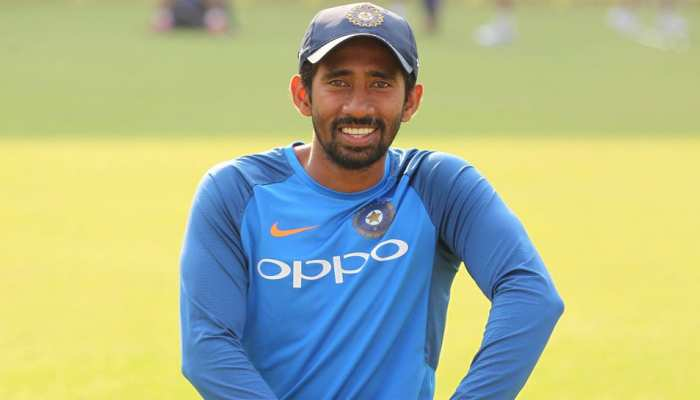 ऋद्धिमान साहा की नजरें दिसंबर में वापसी पर, IPL के बाद से हैं क्रिकेट से दूर