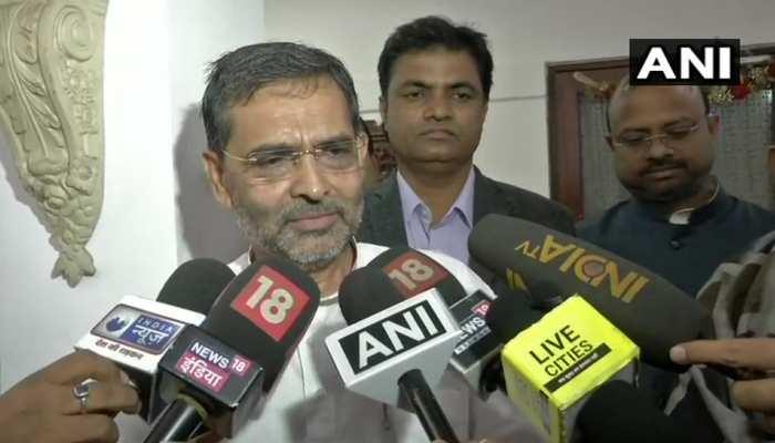 उपेंद्र कुशवाहा ने नीतीश कुमार पर लगाया MLA तोड़ने का आरोप, कहा- सफल नहीं होंगे