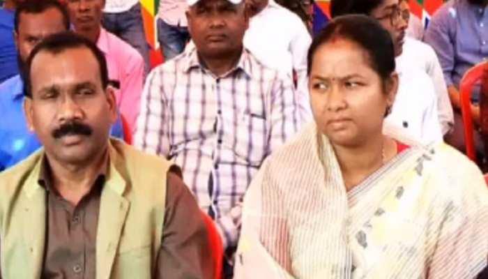 कांग्रेस की टिकट पर चुनाव लड़ने को तैयार गीता कोड़ा, पार्टी की हरी झंडी का इंतजार