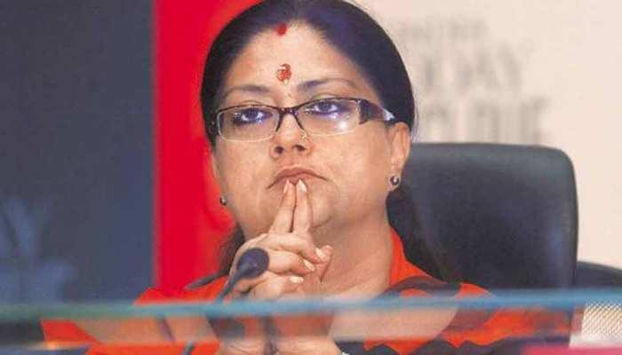 राजस्थान में BJP ने खेला हिंदुत्व कार्ड, CM राजे के करीबी मंत्री को भी नहीं दिया टिकट